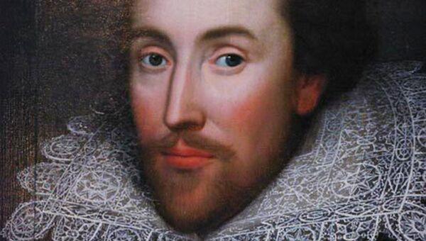 Уильям Шекспир. Архивное фото