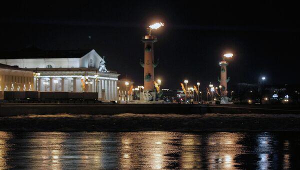 Вскоре в здании Биржи разместится Музей Русской гвардии и геральдики. Архивное фото