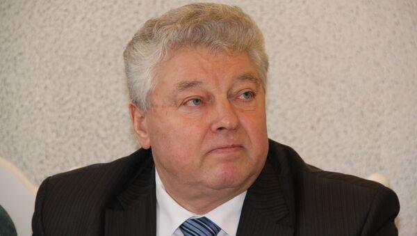 Спикер Костромской областной думы Андрей Бычков