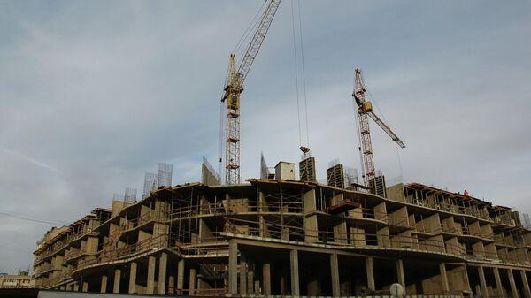 Стройки в Костроме
