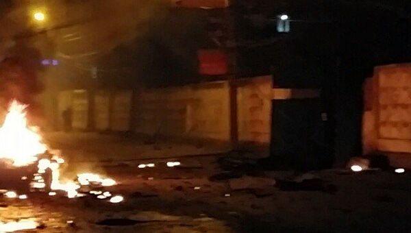 Два взрыва прогремели в Махачкале