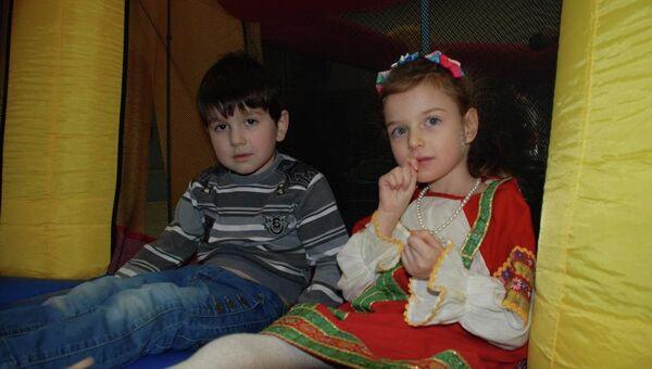 Участники Зимней школы мукополисахаридоза