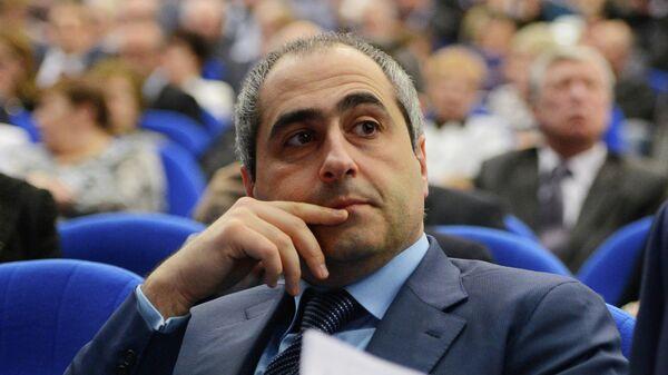 Член Общественной палаты РФ Шота Горгадзе