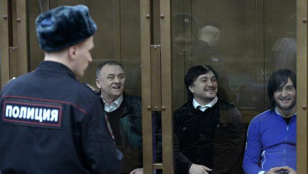 Заседание суда по делу об убийстве Анны Политковской. Архивное фото