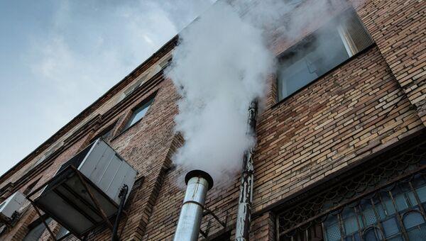 Фабрика Приморский кондитер. Архивное фото