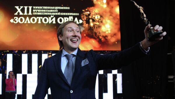 Церемония вручения премии Золотой Орел. Фото с места событий
