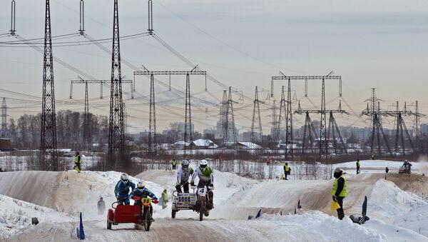 Всероссийский мотоциклетный кросс на приз имени В.П. Чкалова, фото с места события