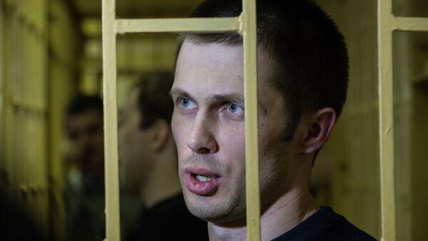 Подсудимый по делу приморских партизан Вадим Ковтун. Архивное фото