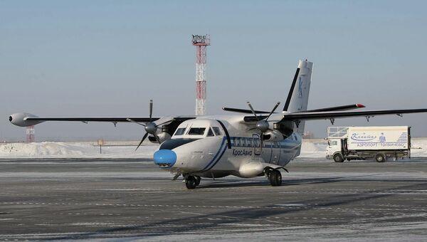 Самолет Красавиа. Архивное фото