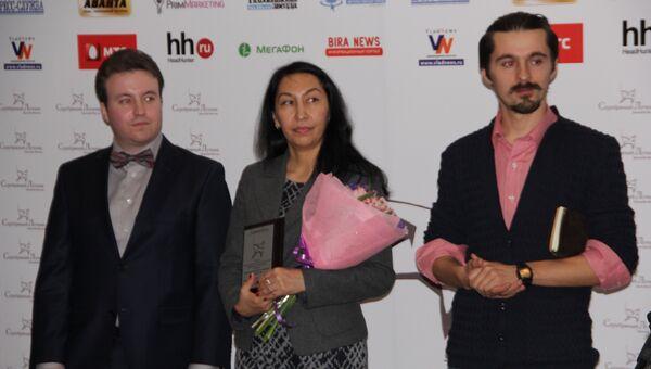 Церемония награждения премии Серебряный Лучник - Дальний Восток