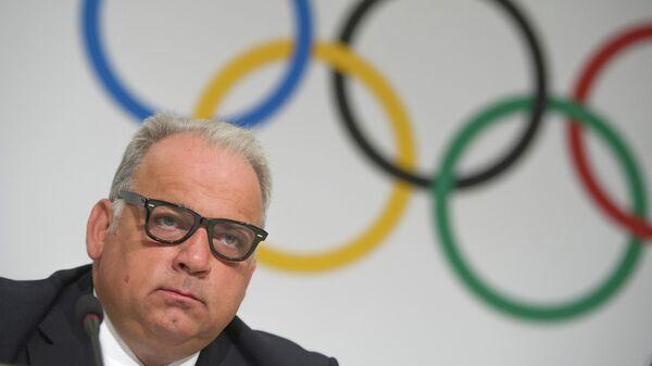 Президент Международной федерации объединенных стилей борьбы Ненад Лалович.