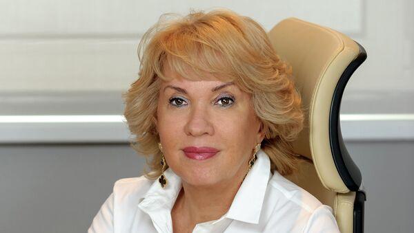 Генеральный директор Золотой маски Мария Ревякина. Архивное фото