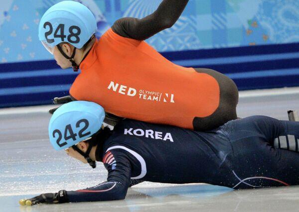 Олимпиада 2014. Шорт-трек. Мужчины. 1500 метров