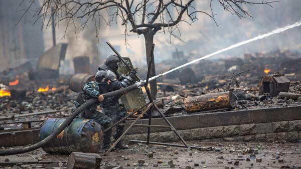 Ситуация в Киеве. Архивное фото