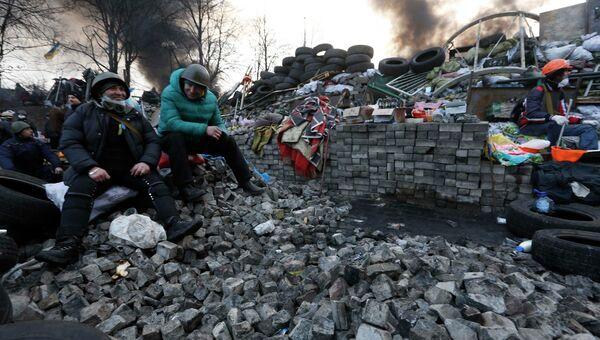 Ситуация в Киеве. 21 февраля 2014