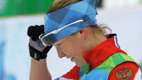 X Зимние Паралимпийские игры. Биатлон. 12,5 км - стоя