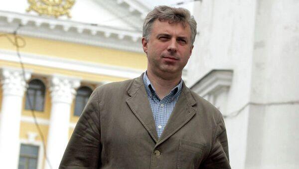 Ректор Киево-Могилянской академии Сергей Квит