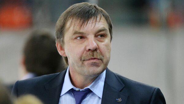 Олег Знарок. Архивное фото