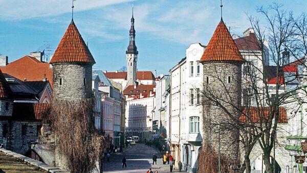 Эстония. Архивное фото