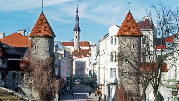 Таллин, архивное фото