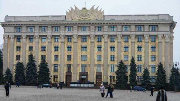 Ситуация в Харькове. Архивное фото