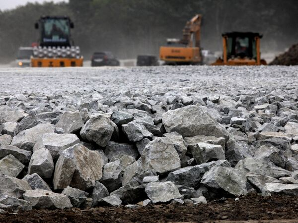 Реконструкция участка автомобильной дороги М-60 Уссури Хабаровск - Владивосток