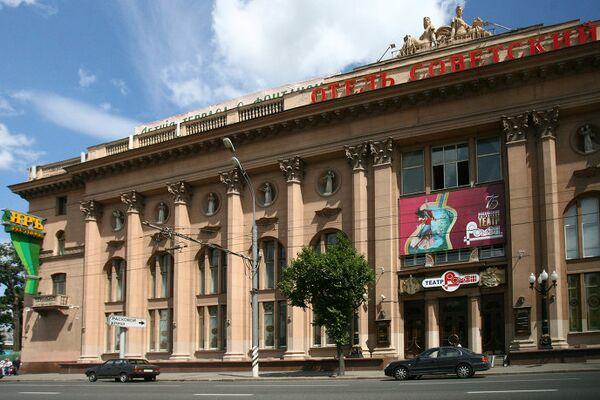 Гостиница Отель - Советский