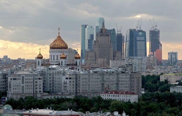 Виды Москвы