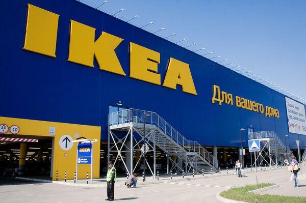Супермаркет ИКЕА в Уфе