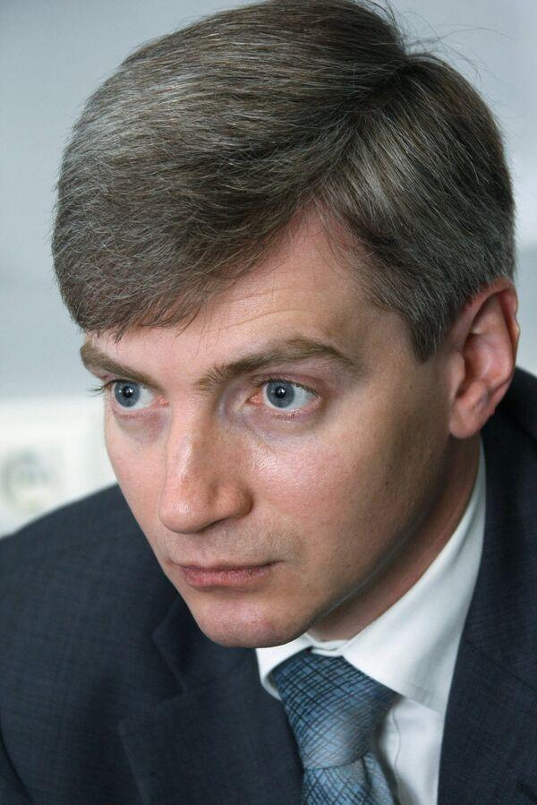 Руководитель департамента культурного наследия Москвы Александр Кибовский