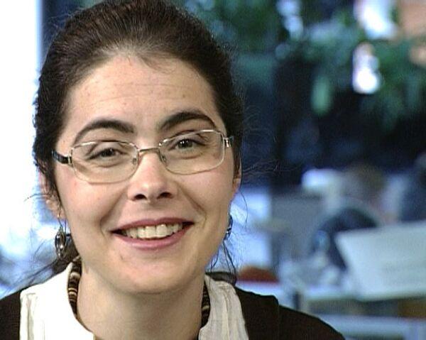 Наталья Самовер, член координационного совета Общественного движения Архнадзор