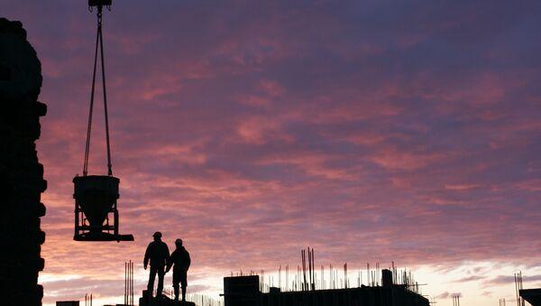 Строительство жилых домов в Санкт-Петербурге