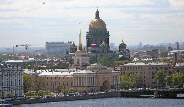 Виды Санкт-Петербурга