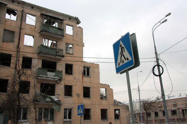 Снос ветхого жилья в Москве