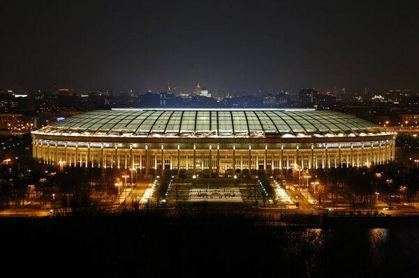 Олимпийскиий комплекс Лужники