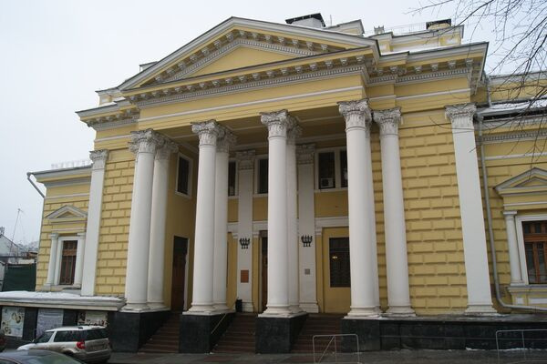 Большая Хоральная синагога в Москве