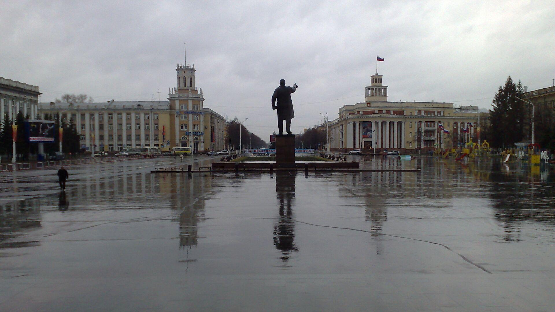 """В Кузбассе продлили режим """"черного неба"""""""