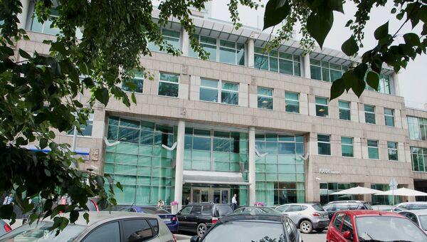 Бизнес-центр  Ducat Place II на улица Гашека в Москве