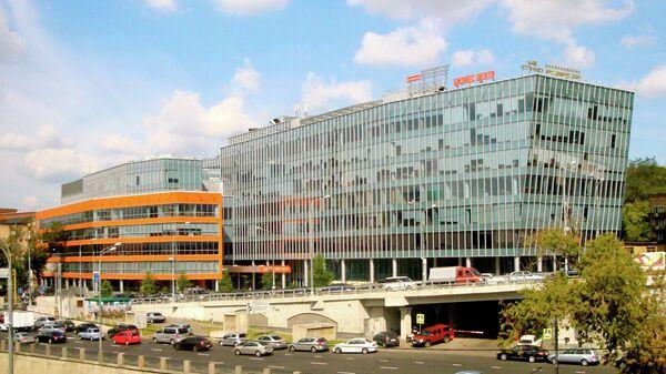 Бизнес-центр «Серебряный Город»