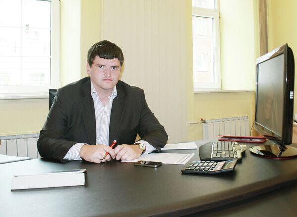 Генеральный директор компании Домус финанс Павел Лепиш