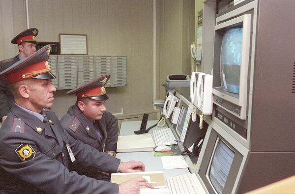 Пункт вневедомственной охраны МВД в Москве