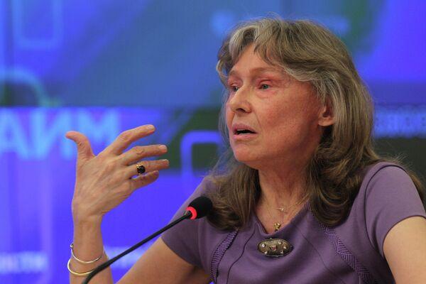 Института экономики города Москвы Надежда Косарева