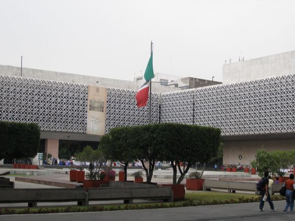 Парламент Мексики. Палата депутатов
