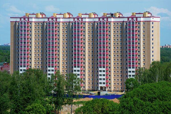 Типовые серии домов
