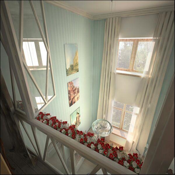 8 советов, как раскрыть потенциал высоких потолков