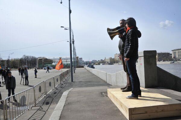 Начало работы московских Гайд-парков