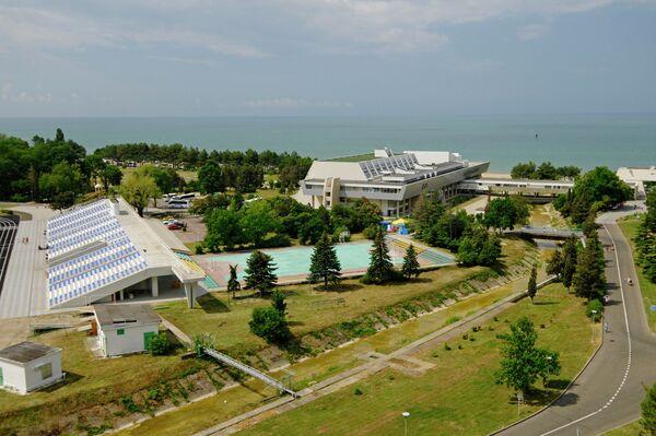 Всероссийский детский центр Орленок