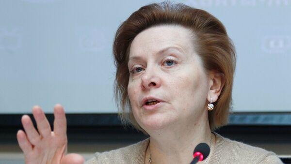 Наталья Комарова. Архивное фото
