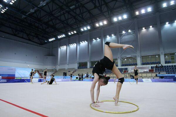Центр гимнастики в Казани