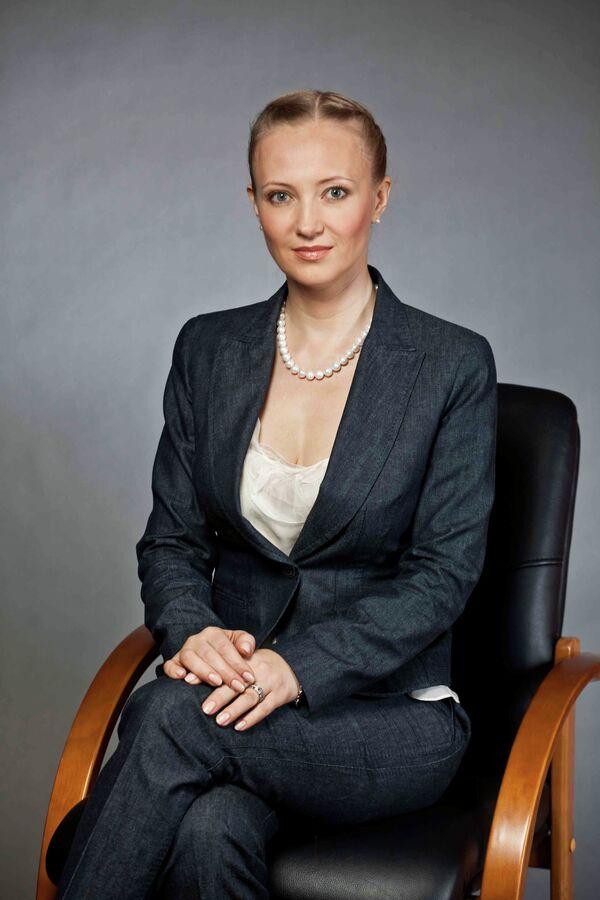 Финансовый директор компании Дон-Строй Инвест Ольга Тартаковская